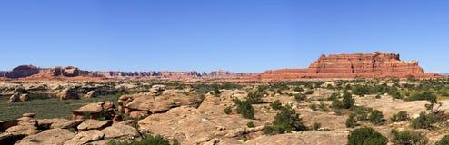 Landscape, Canyonlands National Park Royalty Free Stock Images