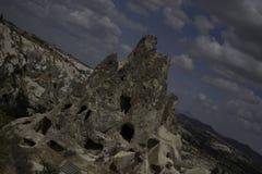 Landscape from Capadocia Landscape in Turkey Royalty Free Stock Images