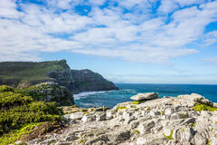 Landscape of the Cape Point Stock Photos