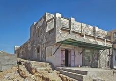 Dwarka property with open doors landscape Stock Photo