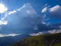 Austria - Mountain view stock photo