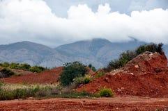Landscape of Castellon, Spain Royalty Free Stock Photos