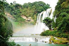 Landscape categories: Huangguoshu Waterfall. Eastphoto, tukuchina, Landscape categories: Huangguoshu Waterfall, Nature, Beauty Stock Images