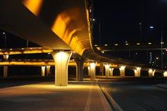 Landscape categories: Pentium Bridge Night Royalty Free Stock Image