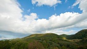 Landscape of Caucasus Stock Image