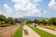 Landscape of Chang Mai Stock Image