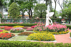 The landscape in chengdu,china Royalty Free Stock Photography