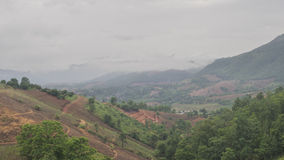 Landscape in chiang mai Stock Image