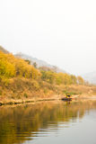 Landscape of Chishui River Royalty Free Stock Photo