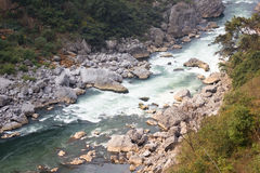 Landscape of Chishui River Royalty Free Stock Photos