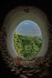 Landscape from church tower Royalty Free Stock Photography