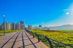 Landscape city Oran Royalty Free Stock Photos