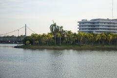 Landscape in city park in Thailand. Landscape in city park,Thailand Stock Images