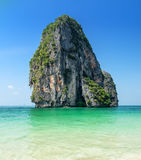Phra Nang beach, Thailand. Royalty Free Stock Photo