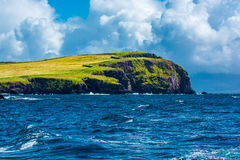 Landscape at the Coast of Dingle in Ireland Royalty Free Stock Image