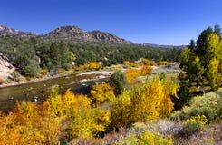 Landscape in Colorado Stock Photo
