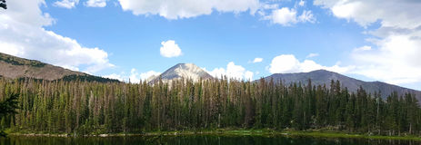Colorado Mountain Landscape royalty free stock photography