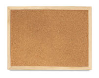 Landscape Cork Board Stock Image