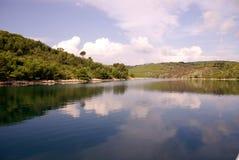 Landscape Croatia Stock Photo