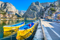 Landscape in Croatia, Europe. Royalty Free Stock Image