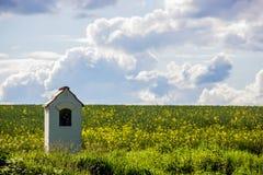 Landscape Czech countryside. Summer landscape in Czech countryside stock photos