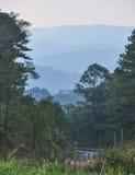 Landscape of Dalat Highlands in Vietnam Stock Images