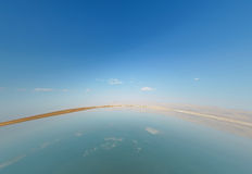 Landscape Dead Sea In Israel Royalty Free Stock Photography