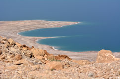 Landscape of the Dead Sea Israel Stock Photos