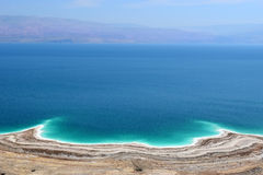 Landscape of the Dead Sea, Israel Stock Photos