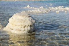 Landscape of the Dead Sea, Israel Stock Photo