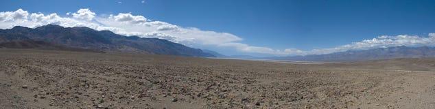 Landscape of Death Valley Desert, California Stock Photos
