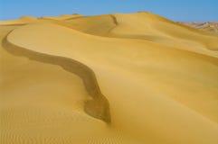 Landscape of Desert Stock Images