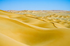 Landscape of Desert Royalty Free Stock Photos
