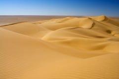 Landscape of Desert Stock Photo