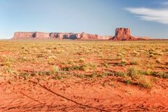 Landscape of desert in Arizona state Stock Photography