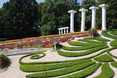 Landscape design Stock Image