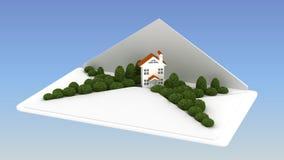 Landscape Design Royalty Free Stock Image