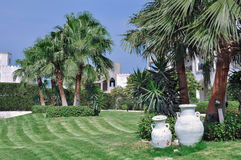 Landscape Design Royalty Free Stock Photography