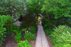Landscape design. Royalty Free Stock Photo