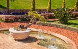 Landscape design Royalty Free Stock Photos