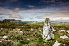 Landscape on Dingle peninsula Stock Images