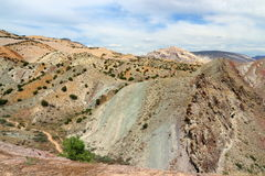 Landscape in Dinosaur National Monument, Utah Stock Photography