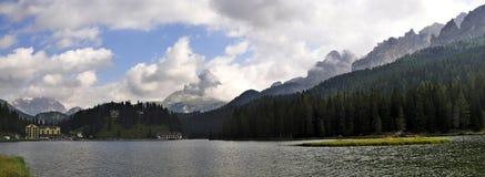 Landscape Dolomites Royalty Free Stock Images