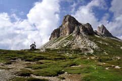 Landscape Dolomites Royalty Free Stock Image