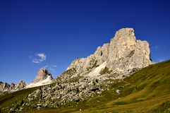 Landscape Dolomites stock photography