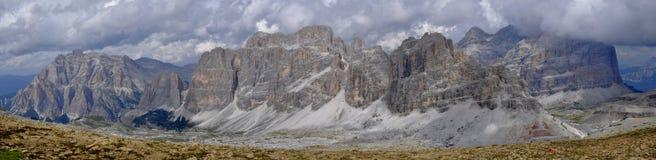 Landscape Dolomites Royalty Free Stock Photos