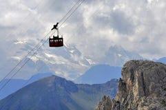 Landscape Dolomites Stock Photography