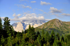 Landscape Dolomity Stock Photography
