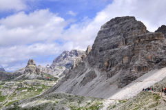 Landscape Dolomity Royalty Free Stock Photo