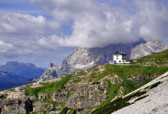 Landscape Dolomity Royalty Free Stock Images